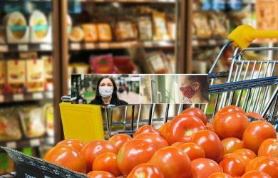 Κορονοϊός. Υποχρεωτική από όλους η χρήση μάσκας στα σούπερ μάρκετ